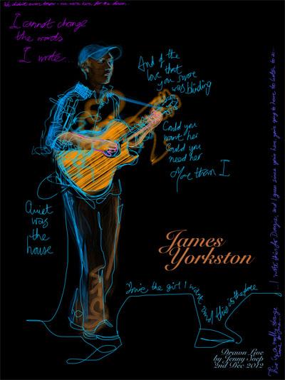 JAMES YORKSTON s