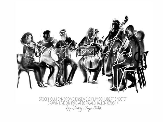 STOCKHOLM SYNDROME ENSEMBLE AND MORE